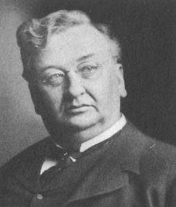 Henry G. Morse, founder of Camden's New York Shipbuilding Corporation